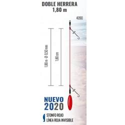 Bajo de línea Doble HERRERA 1.80m
